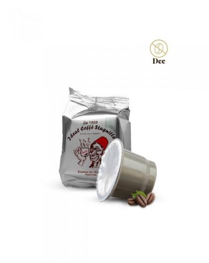Miscela Decaffeinato - 100 Capsule Compatibili Nespresso®