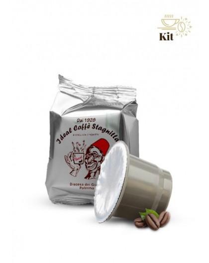 Kit Assaggio Capsule Compatibili Nespresso® Miscela Bar