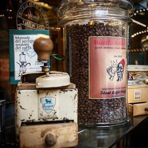 Miscela arabica-Ideal Caffè Stagnitta