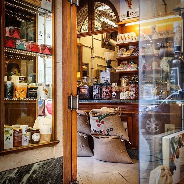 Ideal Caffè Stagnitta - Interior